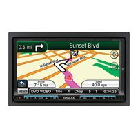 Kenwood Dnx7140 6.95-Inch Wide Double-Din In-Dash Nagivation With Built-In Bluetooth Usb/Ipod Direct Control/Dvd Receiver