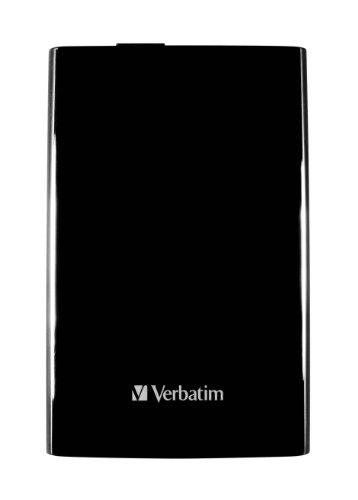 Verbatim 53061 Store n Go 750GB USB 3.0 2.5 Inch External Hard Drive Black