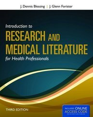 The cover of Research and Medical Literature