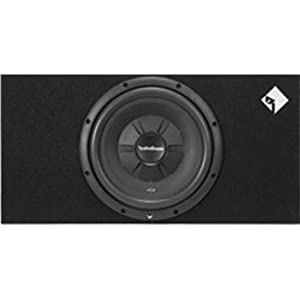 Rockford Fosgate R2 Shallow Prime Single 12-Inch Subwoofer Enclosure