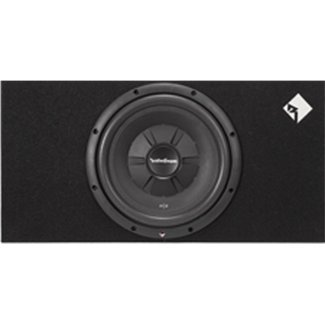 Rockford Fosgate R2S-1X12 R2 Shallow Prime Single 12-Inch Subwoofer Enclosure