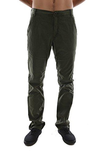 Blend of America -  Pantaloni  - Uomo verde 34W x 32L