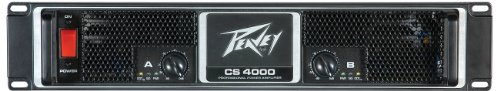 Peavey Cs4000 Power Amplifier