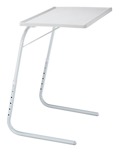 EasyComforts Adjustable Tray Table - White by EasyComforts (Tray Table Adjustable compare prices)