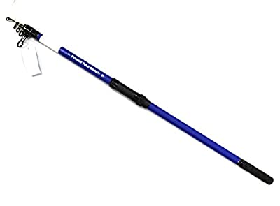 Poseidon Tele Telescopic Travel Sea Fishing Beach Caster Rod 12ft - A153 from Lineaeffe