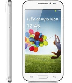 GT-T9500 Android 4.2 Smartphone 5.0 inch Screen SP6820 1GHz - White
