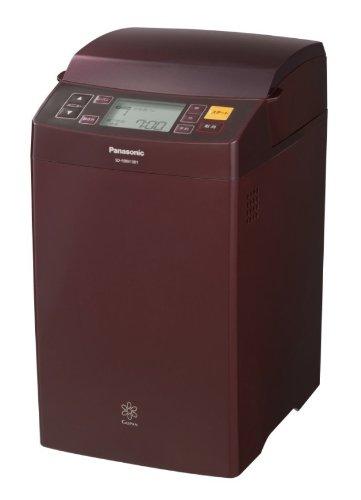 Panasonic GOPAN(ゴパン) ライスブレッドクッカー ブラウン 1斤タイプ SD-RBM1001-T