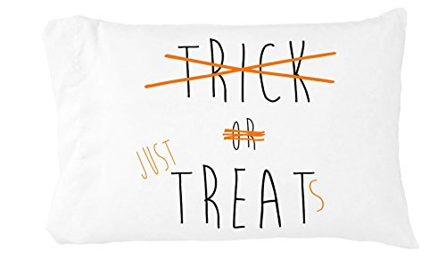 Oh, Susannah Trick or Just Treats Toddler Pillowcase (1 14 X 20.5 inch, Black, Orange) (Antler Hose compare prices)