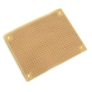 Solderable Copper Pad Large Perf Board For Prototyping (12 Pack)