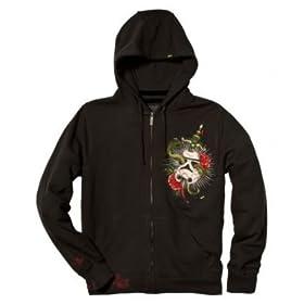 Marck Ecko Star Wars Clothing - Storm Trooper Hoodie