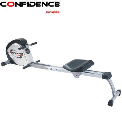 space saving rowing machine