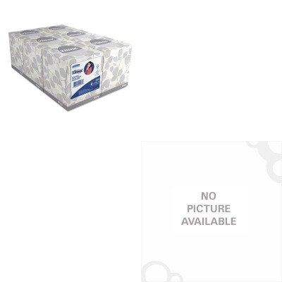 KITKIM21271SLOX22NSYM - Value Kit - Solo Symphony Trophy Plus Dual Temperature Cups (SLOX22NSYM) and KIMBERLY CLARK KLEENEX White Facial Tissue (KIM21271)