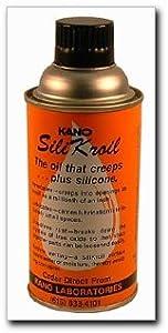 SiliKroil Penetrating Solvent, 10 oz. aerosol (SILIKROIL) from Kano