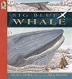img - for Big Blue Whale: Read and Wonder book / textbook / text book