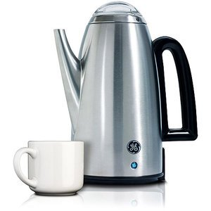 Fantastic Deal! GE 12 Cup Percolator