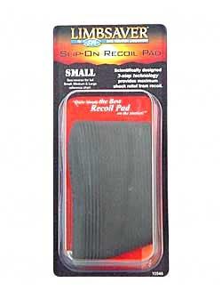 Limbsaver 10546 Slip-On Recoil Pad, Black