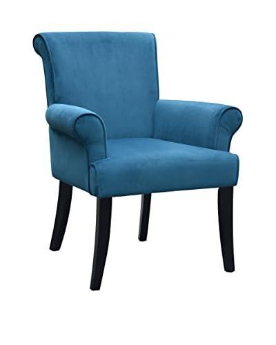 linon home dcor coco glam accent chair - Linon Home Decor