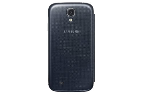 Protector para Samsung Galaxy S4 Flip Cover (Black)
