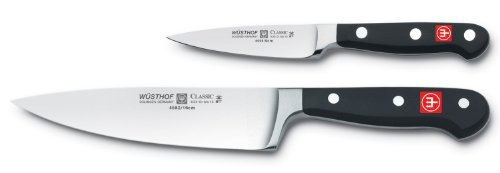 Wusthof Classic 2 Piece Knife Prep Set