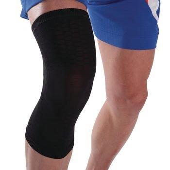 Ess Knee Compression Sleeve (081606516 L/Xl Black)