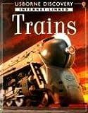 Trains (Usborne Internet-Linked Discovery Program) (0794501745) by Turnbull, Stephanie
