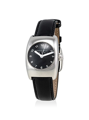 Pasquale Bruni Women's 00UA22 Black Leather Watch