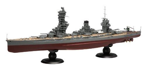 1/350 艦船シリーズ 旧日本海軍戦艦 扶桑