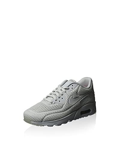Nike Zapatillas Air Max 90 Ultra Breathe Gris Claro