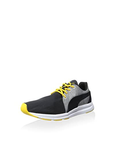 PUMA Men's Haast Lace Handcrafted Woven Sneaker
