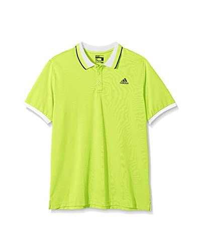 adidas Polo Poloshirt Essentials Mid Azul / Negro