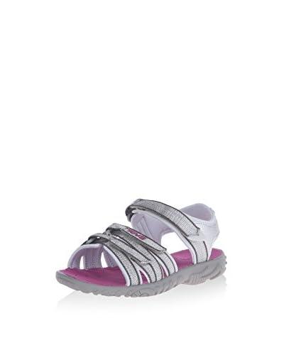 Teva Sandale silber
