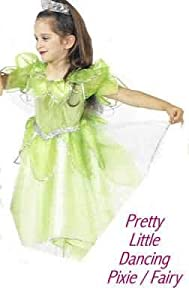 CHILD Beautiful Dress Up Tinkerbell Costume Pixie Fairy