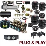 FBS-CHE-60-KIT3 Chevrolet Plug and Play FBSS Complete Air Suspension Kits