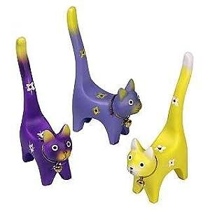 Cat Ring Holders, Set of 3