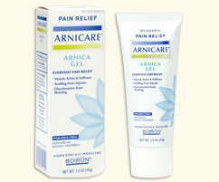 Boiron Arnicare Gel for Muscle Aches, 2.6-Ounce Tubes in 2-Count Packages (Pack of 2)