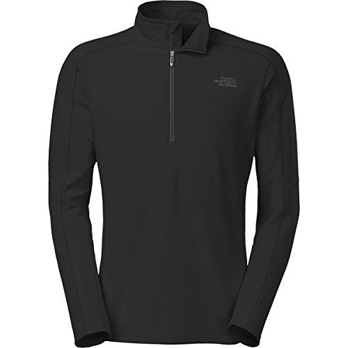 The North Face Stokes Quarter Zip Fleece Men'S Tnf Black Xl