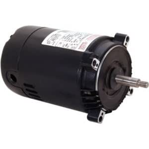 A o smith nema c face single phase jet pump motor 115 230 for Ao smith pump motors