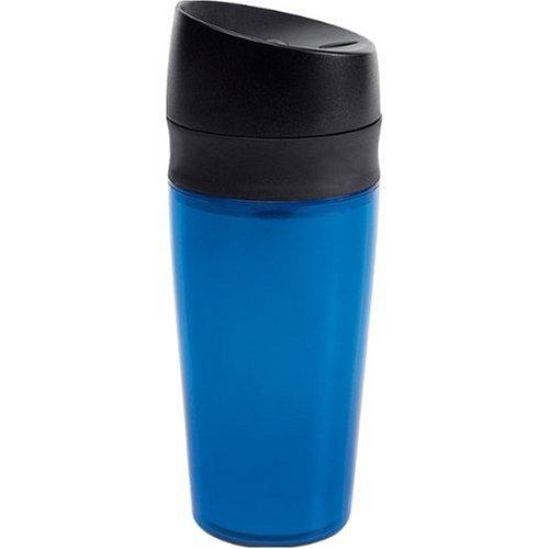OXO Good Grips Plastic LiquiSeal¿ Travel Mug, Blue