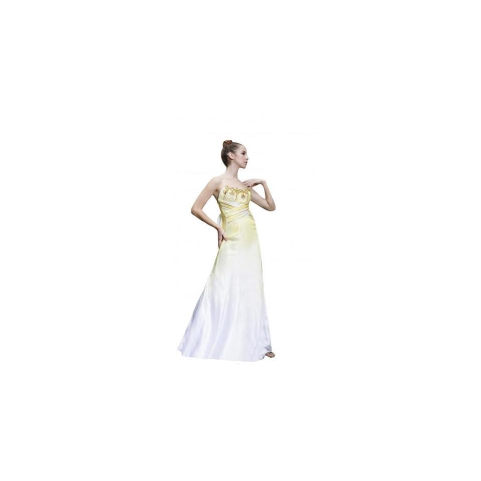 Passat Women's Side Cut Outs Prom Dresses