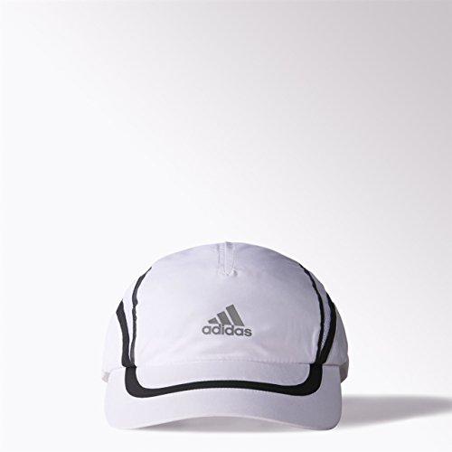 adidas(アディダス) ランニング クライマクール キャップ メンズ レディース ホワイト OSFZ(54-57cm) alu76-OSFZ-F78708