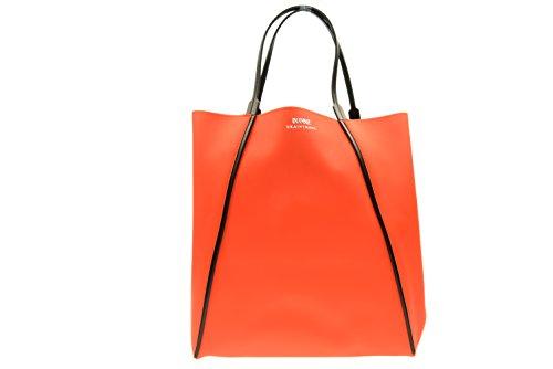 BUBBLE BRAINTROPY donna borsa shoppy arancio SHPBUBCNT 001 UNICA Arancio