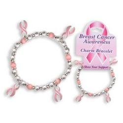 Breast Cancer Awareness - Tac Pin - Lead Safe Case Pack 72