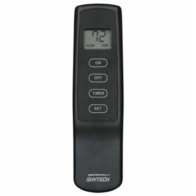 Discover Bargain Skytech SKY-1001T/LCD-A Fireplace Remote Control with Timer