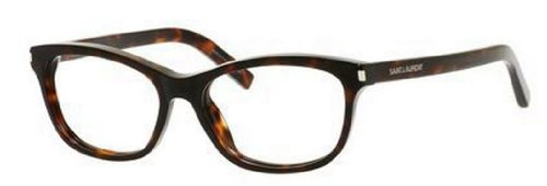 Yves Saint Laurent Yves Saint Laurent Sl 12 Eyeglasses-0TVD Havana-52mm