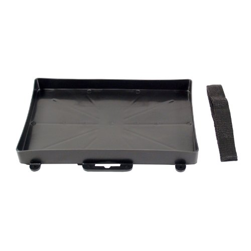 Extreme Max 3003.2803 Battery Tray Holder with Velcro Strap