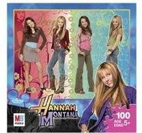 Hannah Montana 100 Piece Puzzle - 1