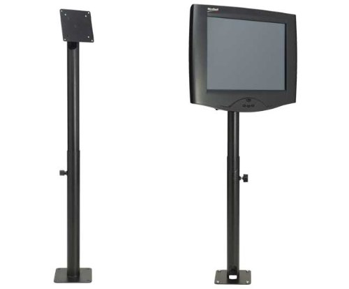 """Mmf Vesa 18""""-30"""" High Telescopic Display Pole (Monitor Not Included)"""