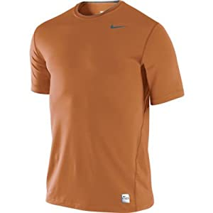 Nike Mens Pro Combat Fitted Short Sleeve
