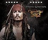 パイレーツ オブ カリビアン 生命の泉 2012年卓上カレンダー ICC-7