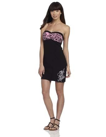 Metal Mulisha Juniors Props Dress, Black, X-Small